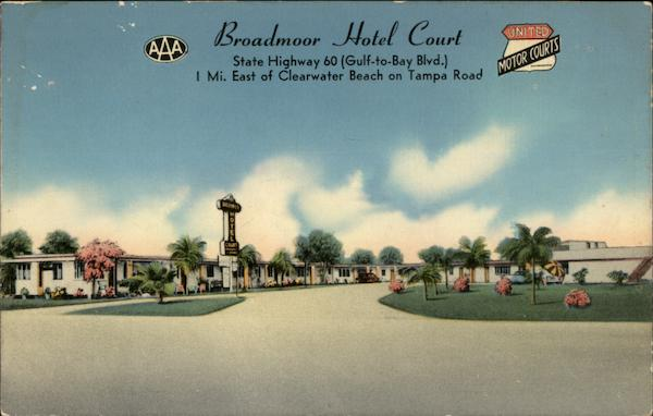 Broadmoor Hotel Court Clearwater Florida