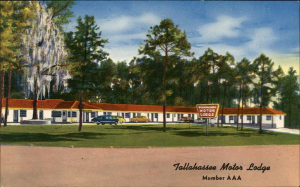 Tallahassee Motor Lodge Tallahasee Tennessee
