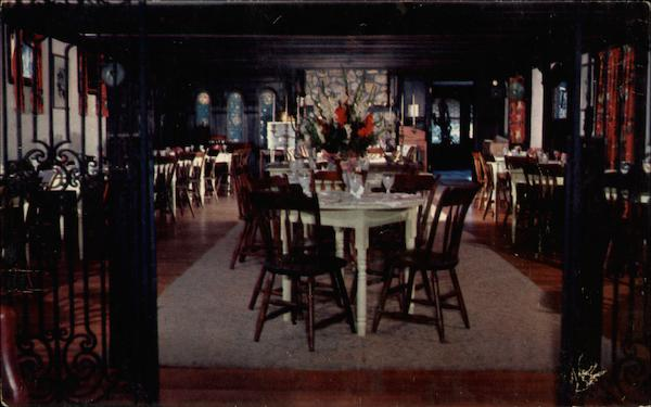 Coonamessett Corner Dining Room North Falmouth Massachusetts