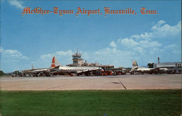 McGhee-Tyson Airport Knoxville Tennessee Airports