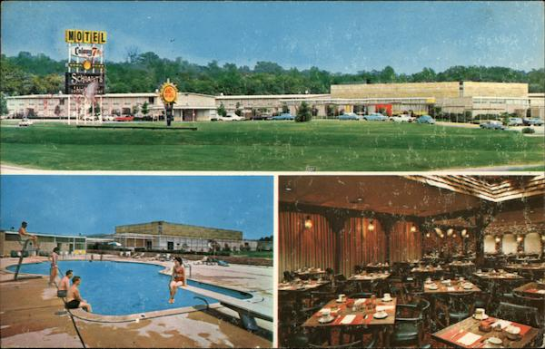 Colony 7 Motor Inn Annapolis Maryland