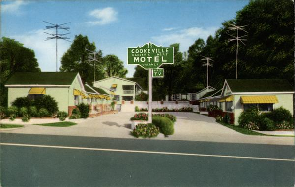 Cookeville Motel Tennessee