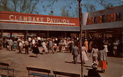 Lincoln Park: The Clambake Pavillion