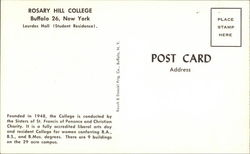 Rosary Hill College