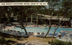 Sam Snead's Buccaneer Motor Lodge by the Sea
