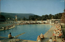 Outdoor Swimming Pool at The Greenbrier