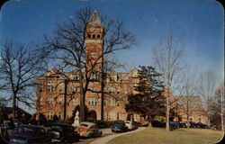 Administration Building, Clemson College