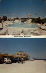 Nomad Motel and Beach Apartments Postcard