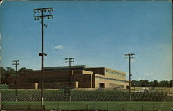 Men's Physical Education Building, Kent State University