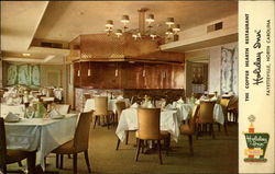 The Copper Hearth Restaurant - Holiday Inn Postcard