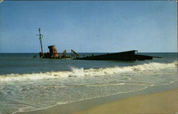 Wreck of the Rodanthe, Hattaras Island