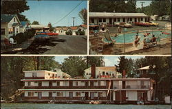 Summer Haven Resort Postcard
