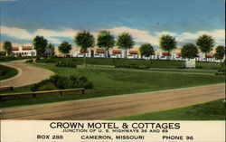 Crown Motel and Cottages