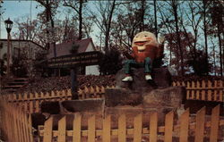 Humpty Dumpty in Santa Claus Land