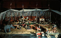 The World's Biggest and Most Finely Detailed Miniature Circus