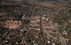 Aerial View of Wytheville