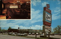 Duff's Quality Inn Postcard