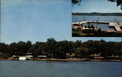 Gibson's Point Resort Postcard