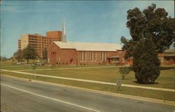 Chapel and Walson Hospital