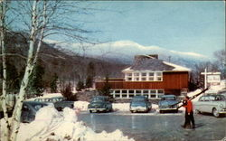 The Toll House Inn at Mt. Mansfield
