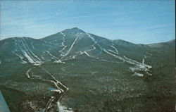 Aerial view of Jay Peak