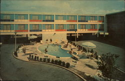 Towne Terrace, and Executive Inn Motor Hotel