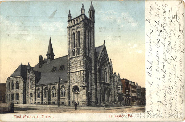 First Methodist Church Lancaster Pennsylvania