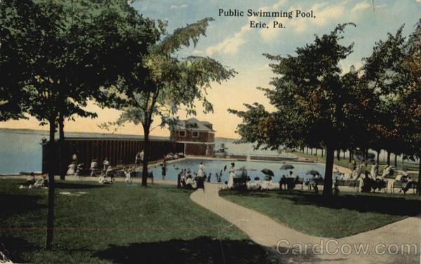 Public Swimming Pool Erie Pa