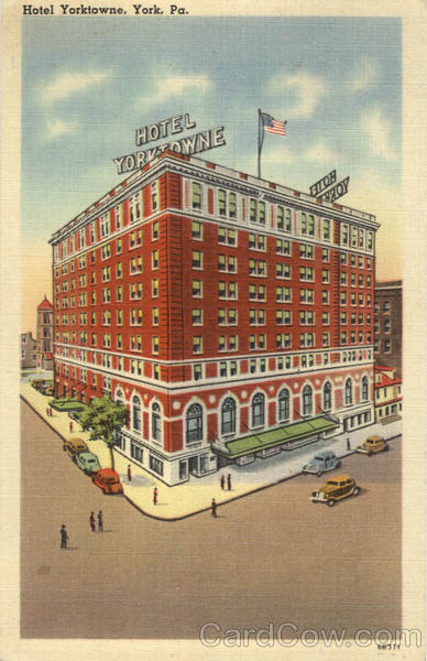 The Yorktowne Hotel Pennsylvania