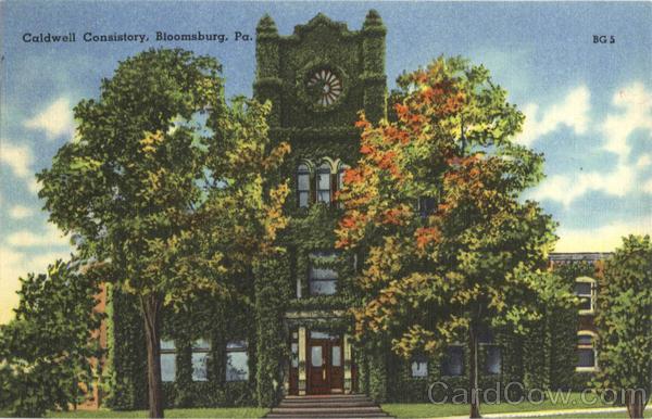 Caldwell Consistory Bloomsburg Pennsylvania