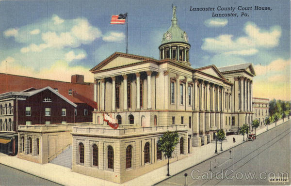 Lancaster county court records