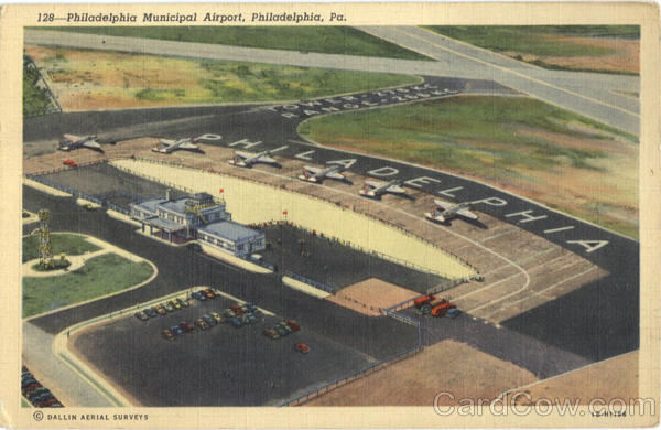 Philadelphia Municipal Airport Phildelphia Pennsylvania