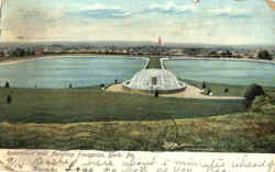 Reservoirs and Aerating Fountains