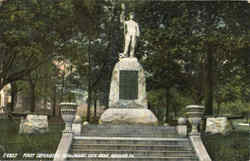 First Defenders Monument, City Park