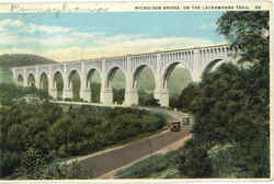 Nicholson Bridge on the Lackawanna Trail