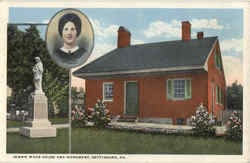 Jennie Wade House and Monument