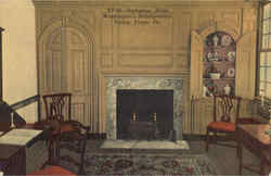 Reception Room Washington's Headquarters