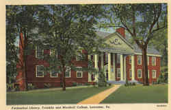Fackenthal Library, Franklin and Marshall College