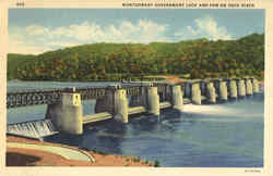 Montgomery Governemtn Lock And Dam