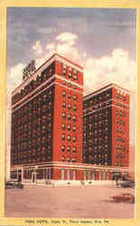 Ford Hotel, State St., Perry Square.