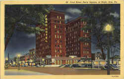 Ford Hotel, Perry Square