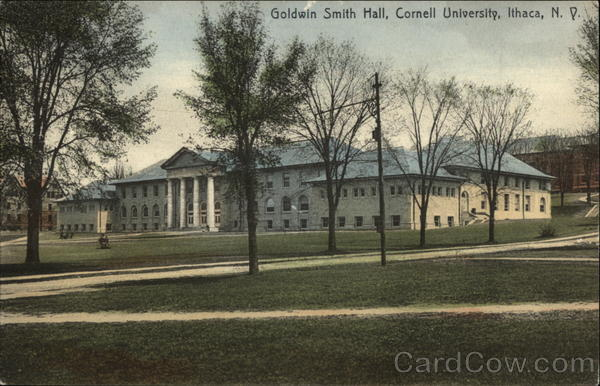 Goldwin Smith Hall, Cornell University Ithaca New York