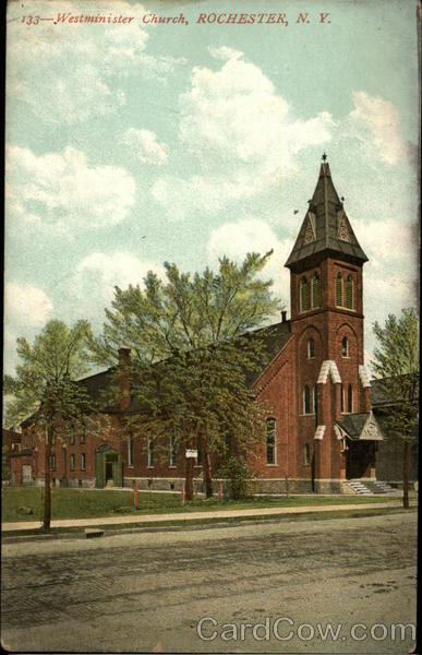 Westminister Church Rochester New York