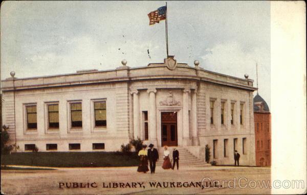 Public Library Waukegan Illinois