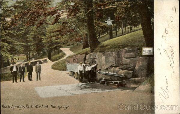 the springs rock springs park chester wv. Black Bedroom Furniture Sets. Home Design Ideas