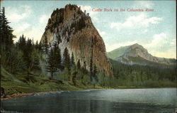 Castle Rock on the Columbia River