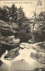 Gilt Edge Falls, Wolf Creek