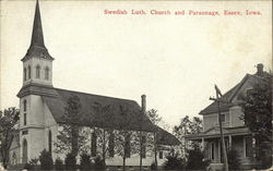 Swedish Luth. Church and Parsonage