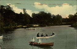 Boating Scene, Glen Miller Park