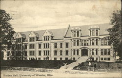 Holden Hall, University of Wooster